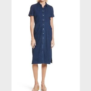 Rachel Comey Extended Denim Dress 10 L
